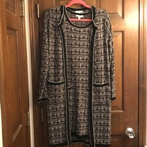 Brand New with Tags Sweater Dress and Coat